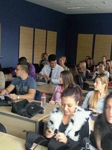 ДАВИД Холдинг с публична лекция пред студенти